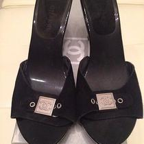 Chanel Shoes Size 8 Photo