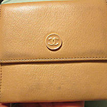 Chanel Signature Leather Wallet Photo
