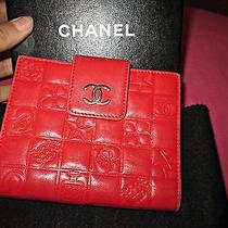 Chanel Signature Wallet With Box Photo