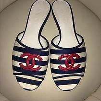Chanel Slides Photo
