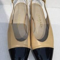 Chanel Slingbacks Size 8 Photo