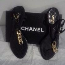 Chanel Slippers Photo