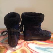 Chanel Snow Boots Size 41 Photo