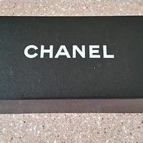 Chanel Sunglass Box 100% Authentic Photo