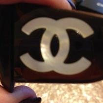 Chanel Sunglasses 5076 H 538/13 Brown Authentic Mother of Pearl Photo