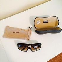 Chanel Sunglasses Mother of Pearl Photo