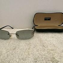Chanel Sunglasses W/case Photo