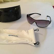 Chanel Sunglasses With Iconic Camilla Photo