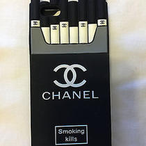 Chanel Thick Silicone Rubber Iphone 6plus I Phone Case Cover Photo