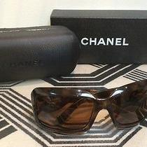 Chanel Tortoise Mother of Pearl 5076-H Sunglasses Photo