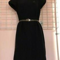 Chanel Tweed Black Dress Photo