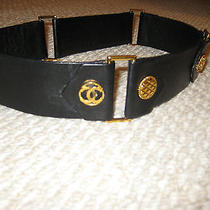 Chanel Vintage Belt 75 Photo