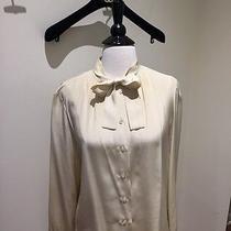 Chanel Vintage Blouse Photo