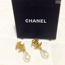 Chanel Vintage Clip Earring Photo