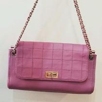 Chanel Vintage Pink Bag Photo