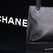 Chanel Vintage Sac Shopping Bag Photo
