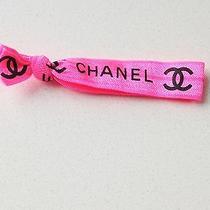 Chanel-Vip-Gift Hair-Tie Photo