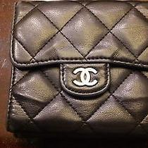 Chanel Wallet With Papers and Box Photo