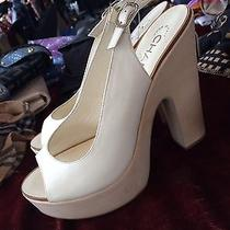 Chanel Wedges Size 8 Photo