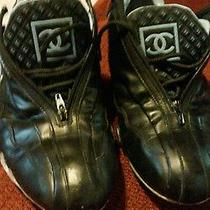 Chanel Womens Sneakers Size 39 Great Condition. Photo
