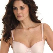 Chantelle 3612 Pure Memory Foam Convertible Underwire Bra Pink 34f Photo