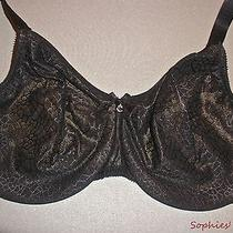 Chantelle Black Bra  34h Photo