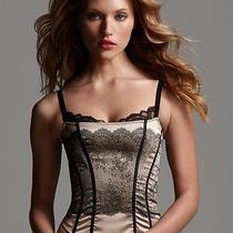 Chantelle  Paris Jacquard Corset Xs Nwot Photo