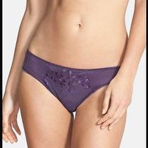 Chantelle Pont Neuf Bikini Panty Violet Xl Photo