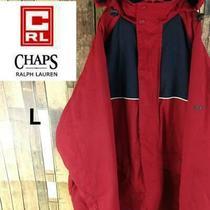 Chaps Ralph Lauren One Point Patch Logo Mountain Parker Size Size L Photo