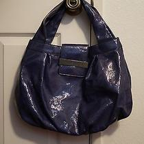 Charles David Blue Purse Photo