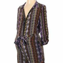Charlie Jade Exclusively for a Pea in a Pod Women Purple Romper Xs Maternity Photo