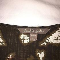 Charlie Jade Printed Romper Xs Photo