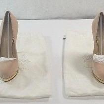 Charlotte Olympia Dolly Pump Blush Pink Suede Size 36 Photo