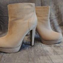 Charlotte Russe Boots Botties/stones..size 9 Photo