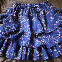 Charlotte Russe Cute Navy Skirt Photo