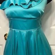Charlotte Russe Dress  Size 4 Junior Girls 3 Stretch  Photo