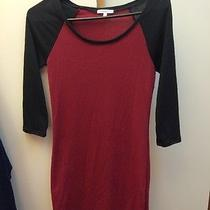 Charlotte Russe Red Dress Photo