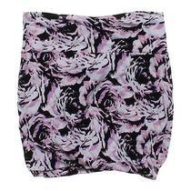 Charlotte Russe Trendy Floral Skirt Size Jr 5 Photo