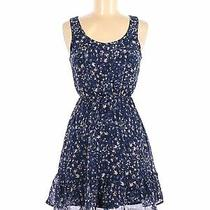 Charlotte Russe Women Blue Casual Dress S Photo