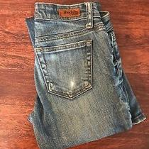 Charlotte Russe Womens Light Blue Wash Jeans Size 0 Photo