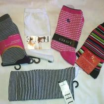 Charter Club Hue Ralph Lauren Socks Lot Photo