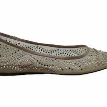 Charter Club Womens Tonina Pointed-Toe Flats Pointed Toe Ballet Blush Size 9.0 Photo