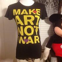 Chaser Shirt Size Medium Make Art Not War Photo