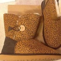 Cheetah Print Boots Ugg Photo