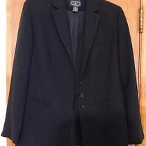 Chelsea Campbell Suit Jacket Black Size 8 Photo