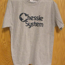 Chessie System Vintage Logo Railroad T Shirt Sm - 5xl Train Rr 1973 - 1980 New Photo