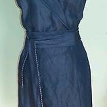 chic&fun Akris Nautical Inspired Wrap Dress 8 Photo