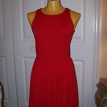 Chic Susana Monaco Red Dress sz.m Photo