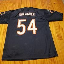 Chicago Bears Brian Urlacher Football Jersey Youth Size L Large 14 - 16 Photo