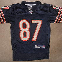 Chicago Bears Nfl Football Jersey Mushin Muhammad Youth Possible Women's Girls Y Photo